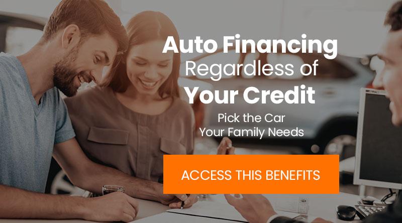 Auto Finance Access